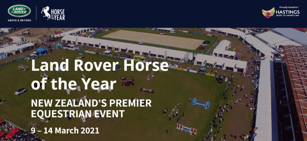 land rover horse of the year main