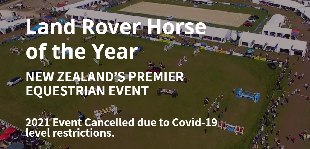 Land Rover Horse of the Year 2022